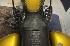 Dianna's Shop - Custom Motorcycle Seat Upholstery